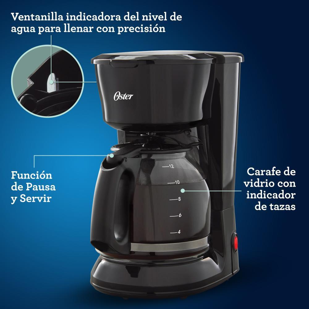 Cafetera Oster Bvstdc12-052 / 1,5 Litros image number 3.0