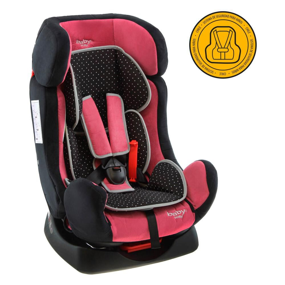 Silla Auto Baby Way Bw-742M19 image number 0.0