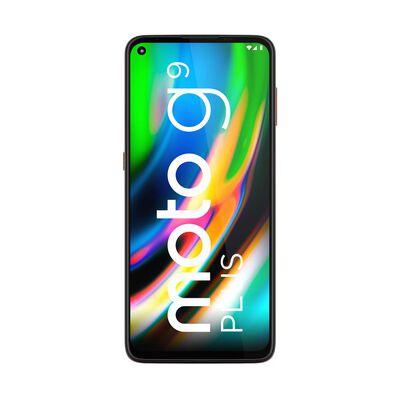 Smartphone Motorola G9 Plus Azul / 128 Gb / Liberado