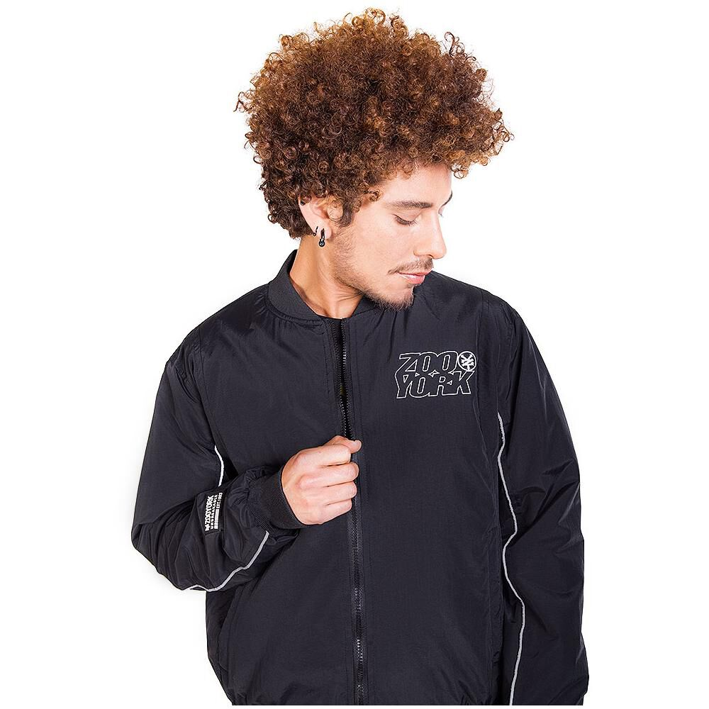 Chaqueta Hombre Zoo York Cutting image number 2.0