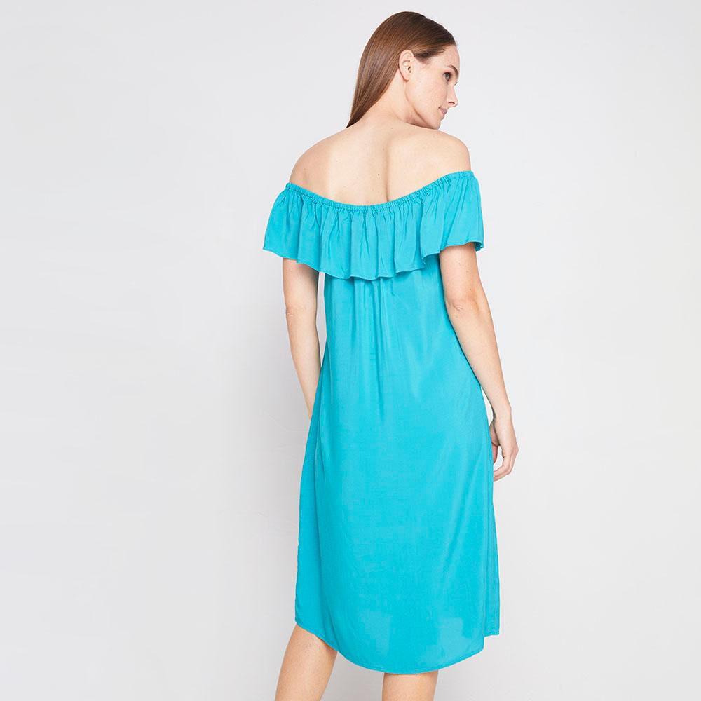 Vestido Con Vuelos Mujer Geeps image number 2.0