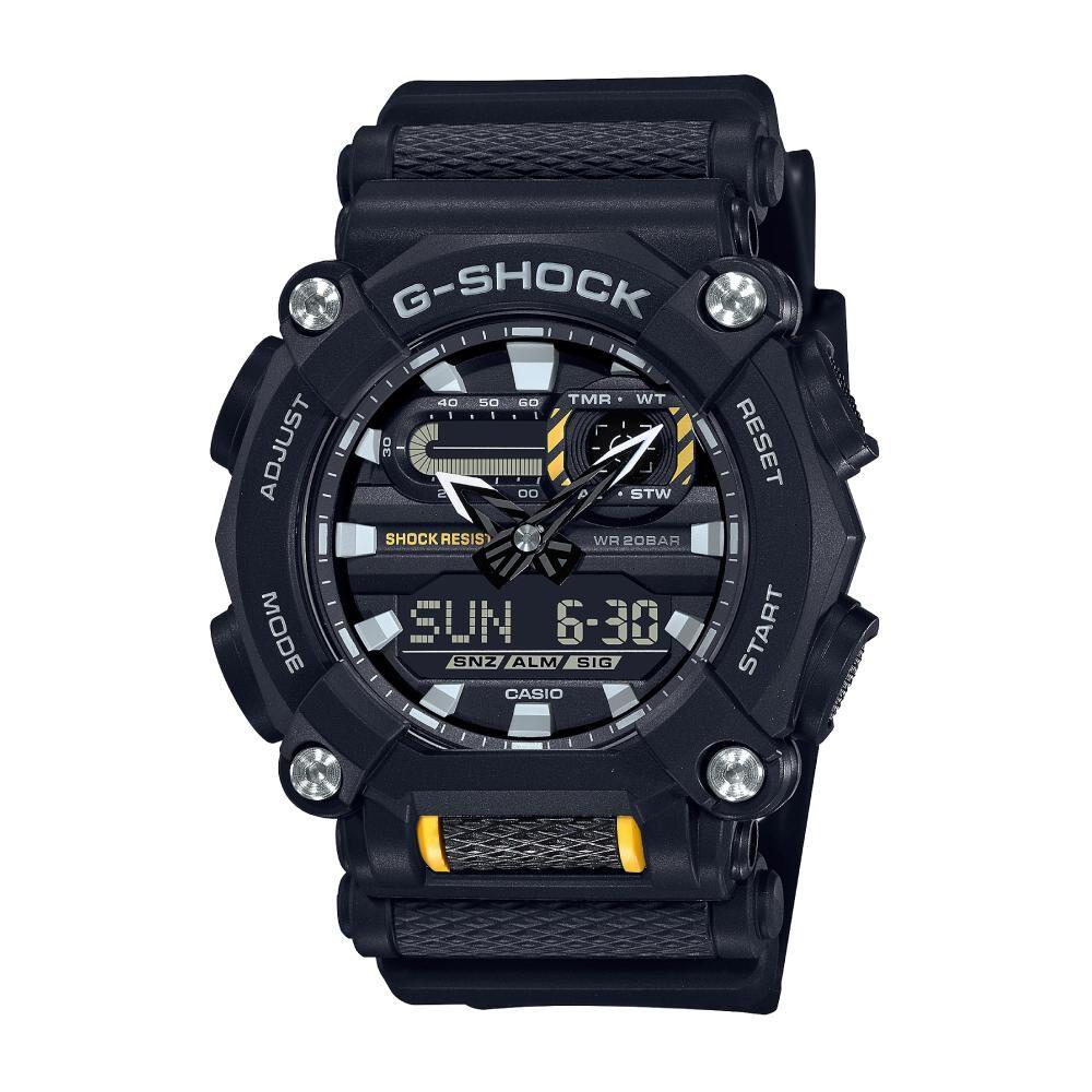Reloj Deportivo Hombre Casio G Shock Ga-900-1adr image number 0.0