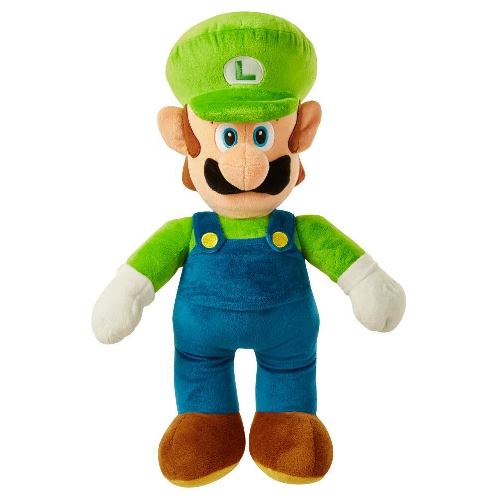 Peluche Nintendo Jumbo Luigi Basico image number 0.0