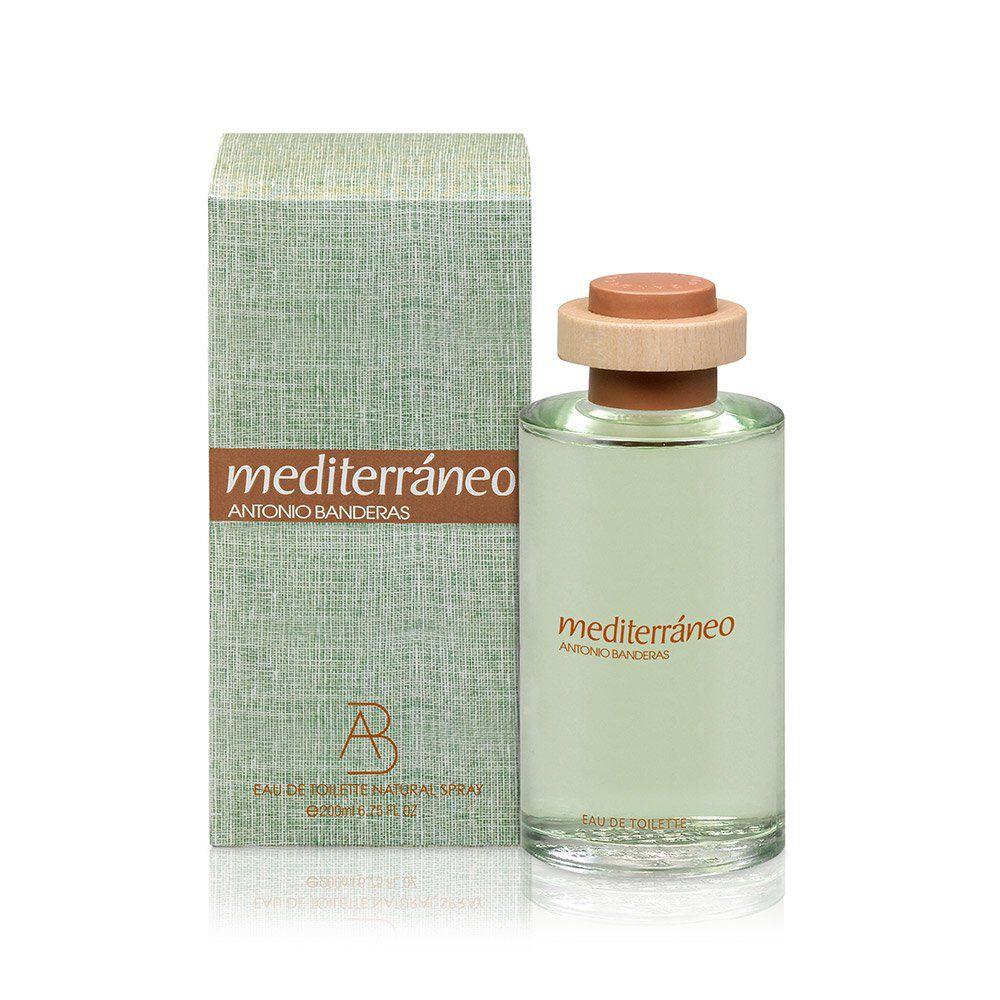 Perfume Antonio Banderas Mediterráneo Edición Limitada / 200 Ml / Edt / image number 0.0