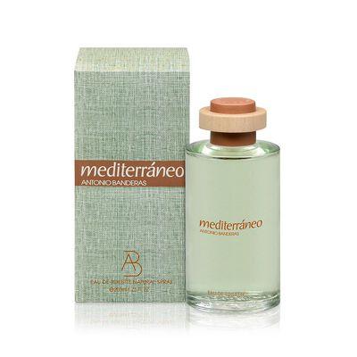 Perfume Antonio Banderas Mediterráneo Edición Limitada / 200 Ml / Edt /