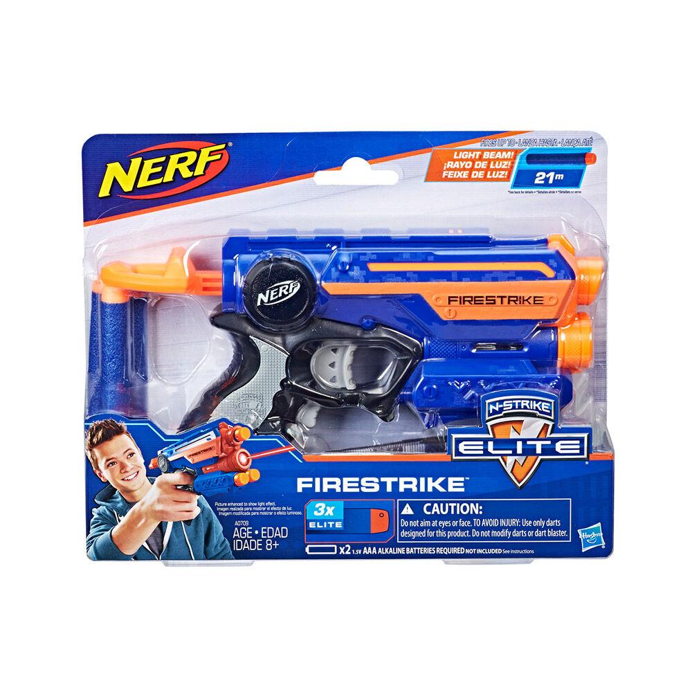 Pistola Hasbro Nerf Firestrike image number 1.0