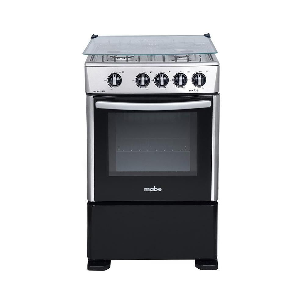 Cocina Mabe CMCC5515GCH-2 / 4 Quemadores image number 0.0