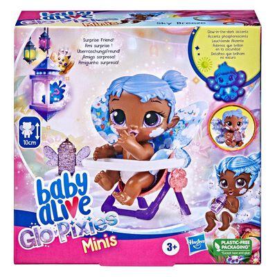 Muñeca Baby Alive Glopixies Minis