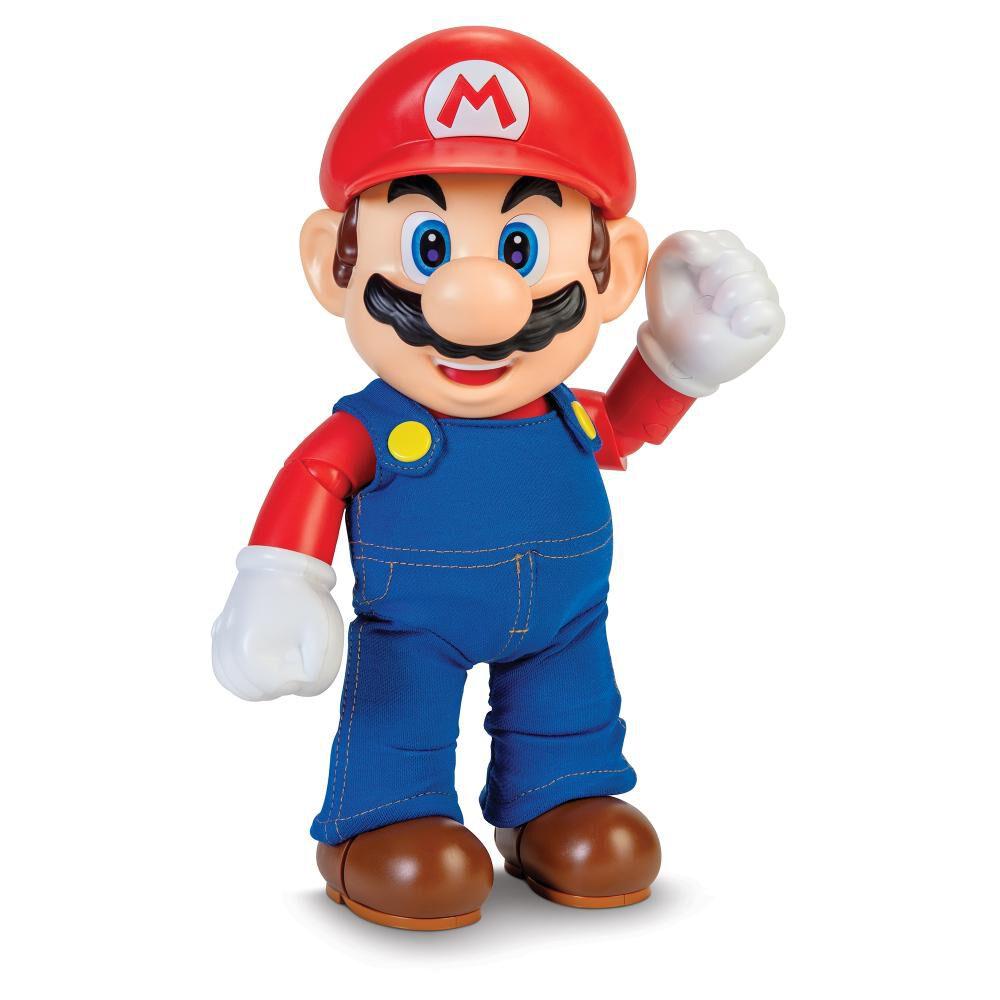 Figura Nintendo Mario Con Sonido image number 1.0