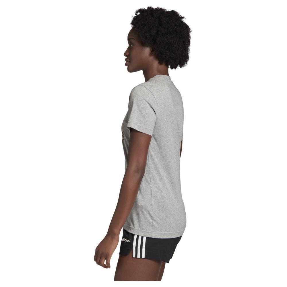 Polera Mujer Adidas Univvol Tee 2 W image number 2.0