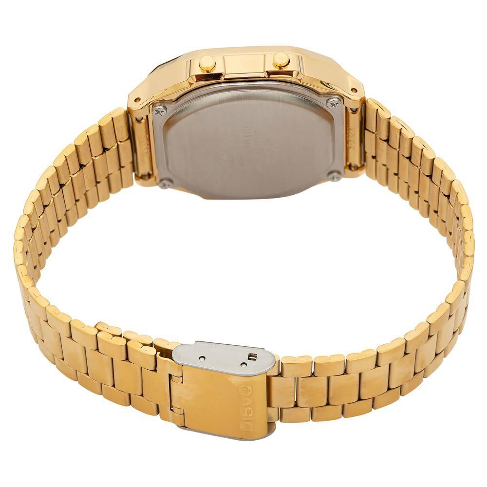 Reloj Casual Hombre Casio A168wegc-3df image number 2.0