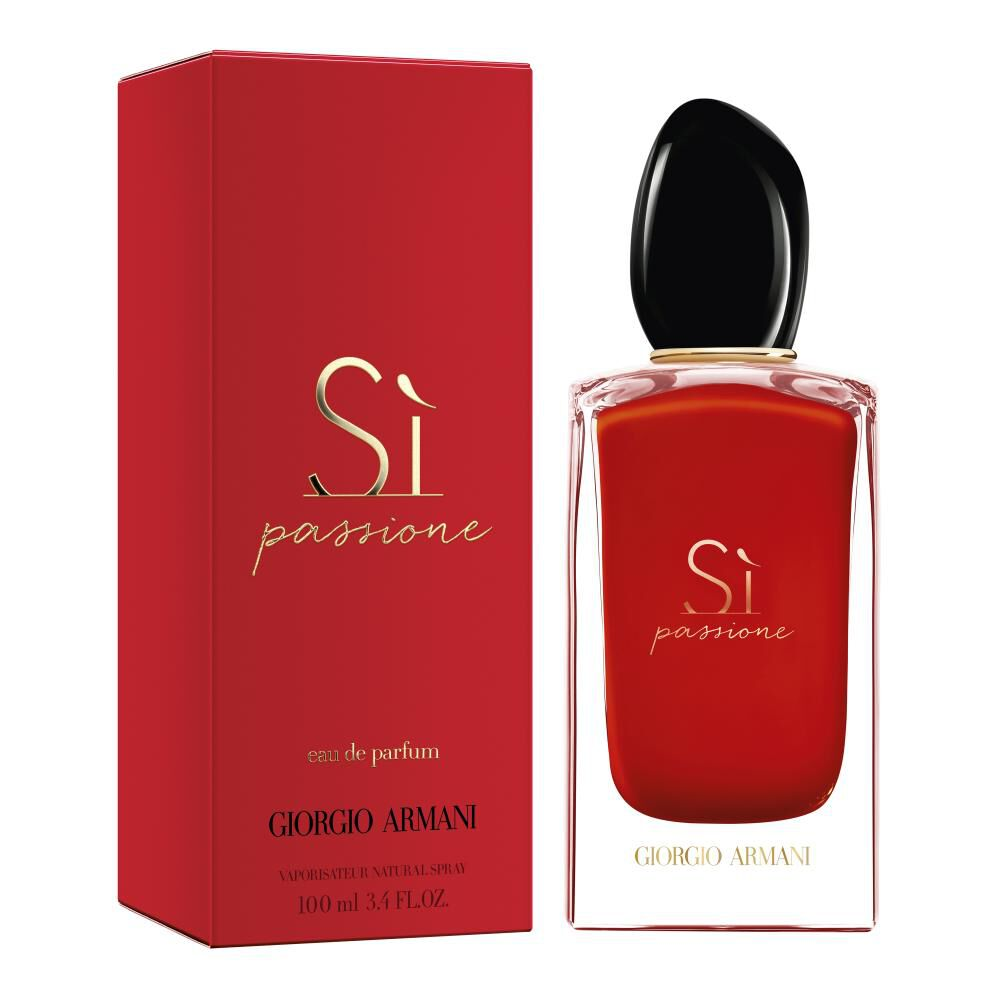 Perfume Giorgio Armani Si Passione / 100 Ml / Edp image number 0.0