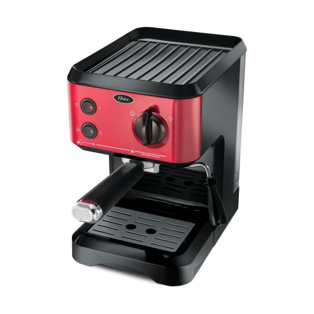 @ Cafetera Espresso P65R image number 2.0