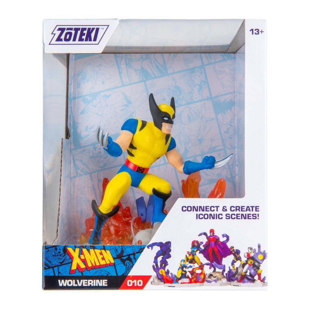 Figura De Acción Zoteki X-men Wolverine image number 1.0