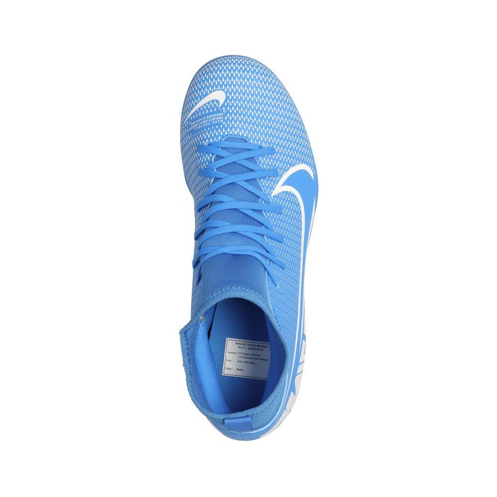 Zapatilla Futbol Mercurial Juvenil Hombre Nike image number 3.0