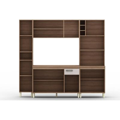 Mueble De Cocina Casaideal Atlas  / 11 Puertas    / 1 Cajón