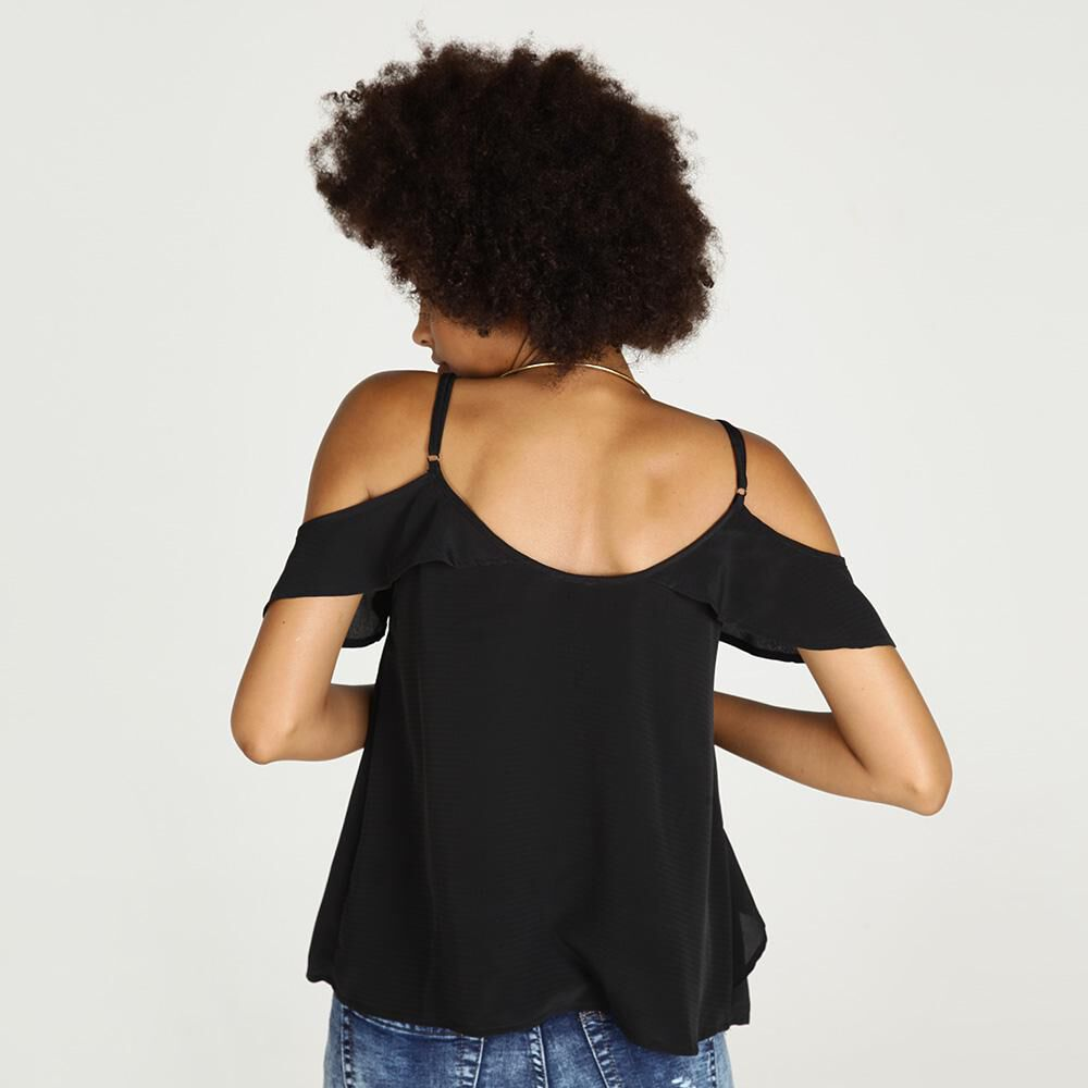 Blusa  Mujer Rolly Go image number 2.0