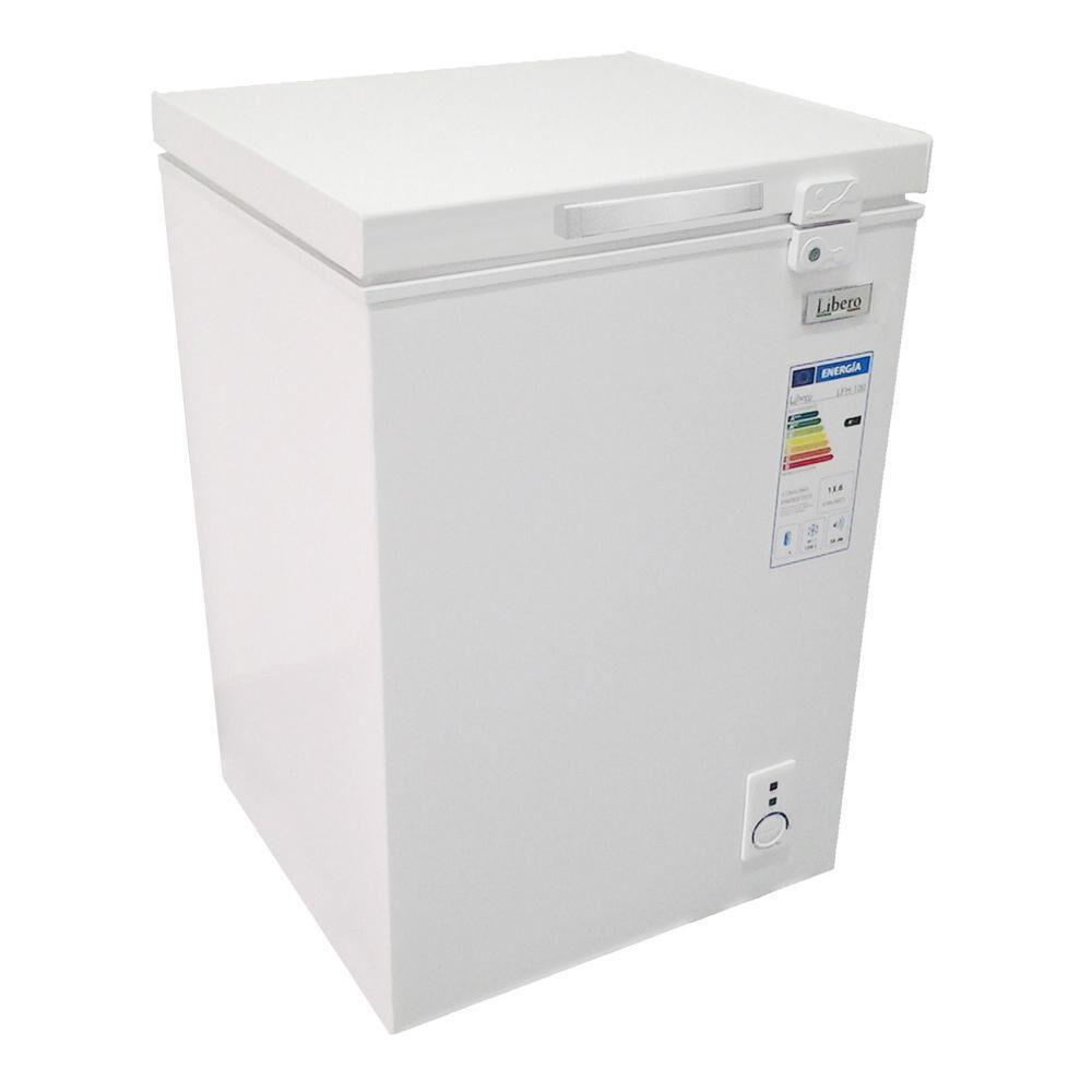 Freezer Horizontal Libero Lfh-100 Triple Función / Frío Directo / 100 Litros image number 3.0