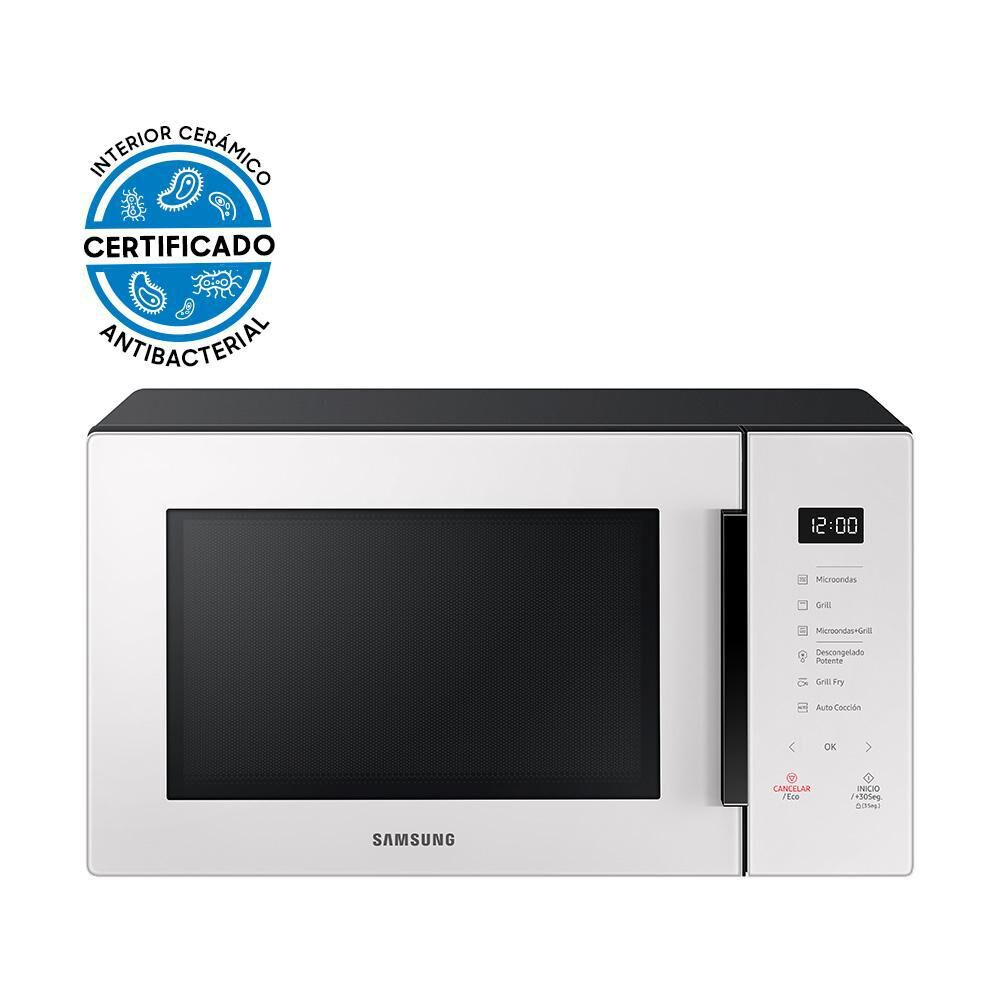 Microondas Samsung MG30T5018CE/ZS /30 Litros image number 5.0