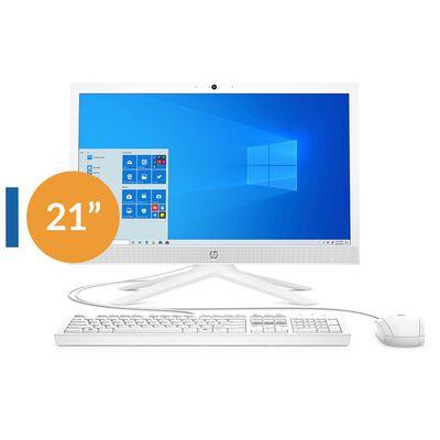 """All In One Hp 21-b0021la / Intel Pentium Silver / 8 Gb Ram / Intel Uhd 605 / 1 Tb / 21"""""""