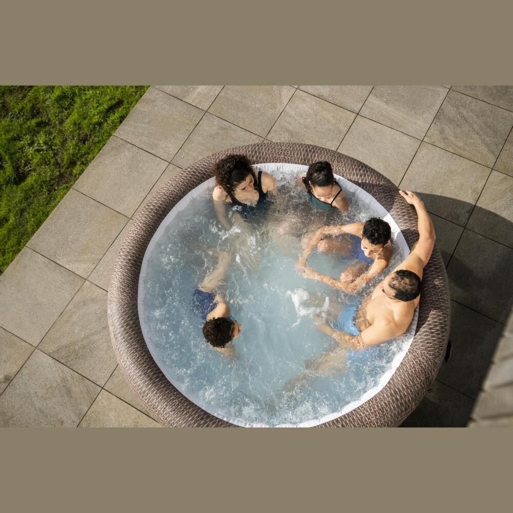 Spa Inflable St. Moritz Airjet Bestway / 5-7 Personas image number 8.0