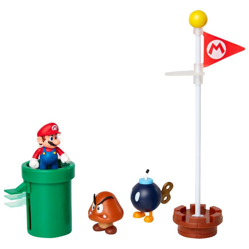 Figuras Coleccionables Nintendo Diorama Super Mario Underground image number 3.0