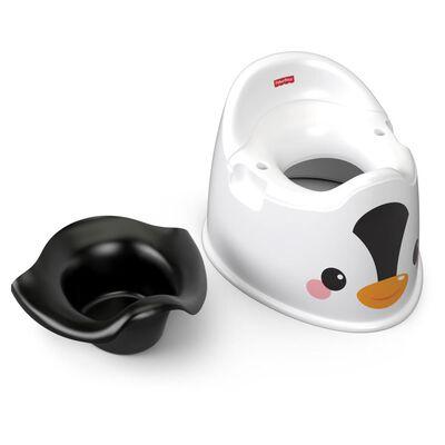 Bacinica Fisher Price Mi Primera Bacinica De Pingüino