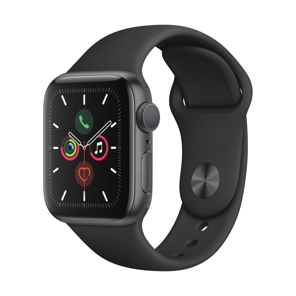 Apple Watch SE 44mm Negro / 32 GB image number 0.0