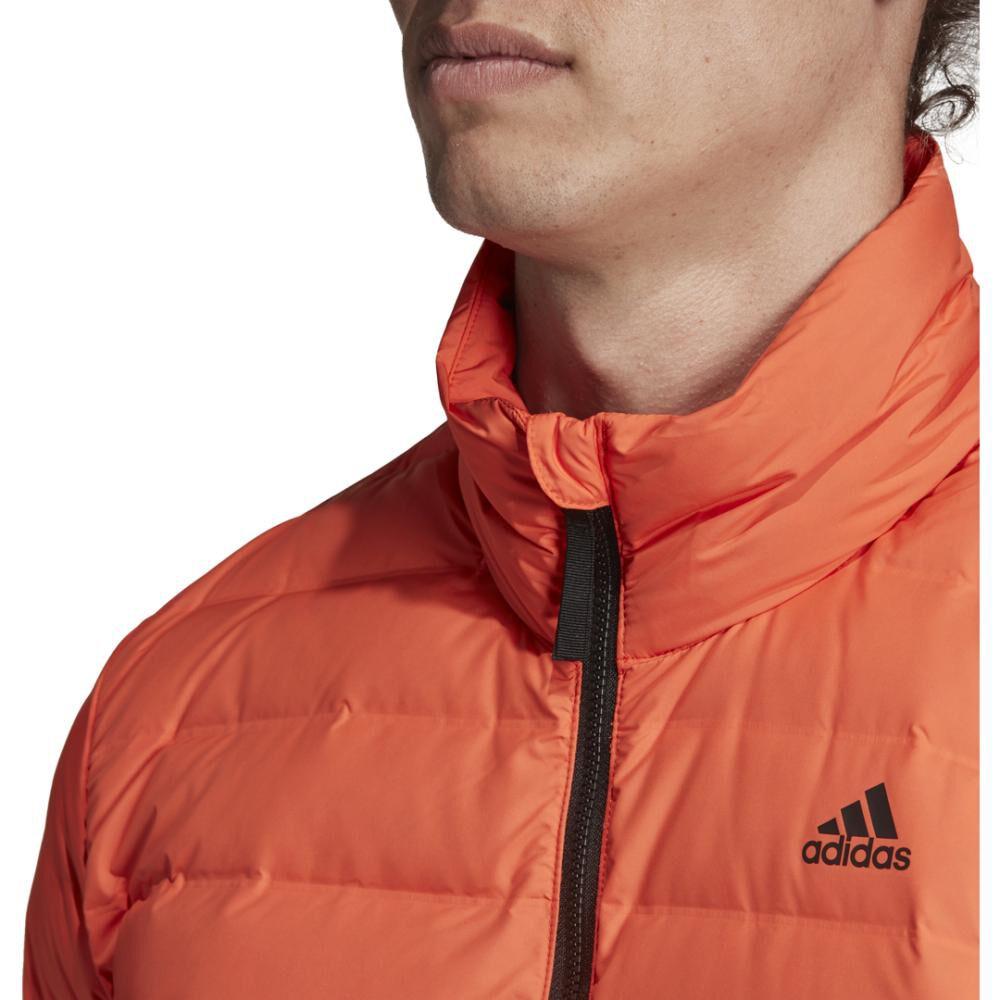 Parka Cuello Alzado Revestimiento Que Repele El Agua (Dwr) Hombre Adidas image number 12.0