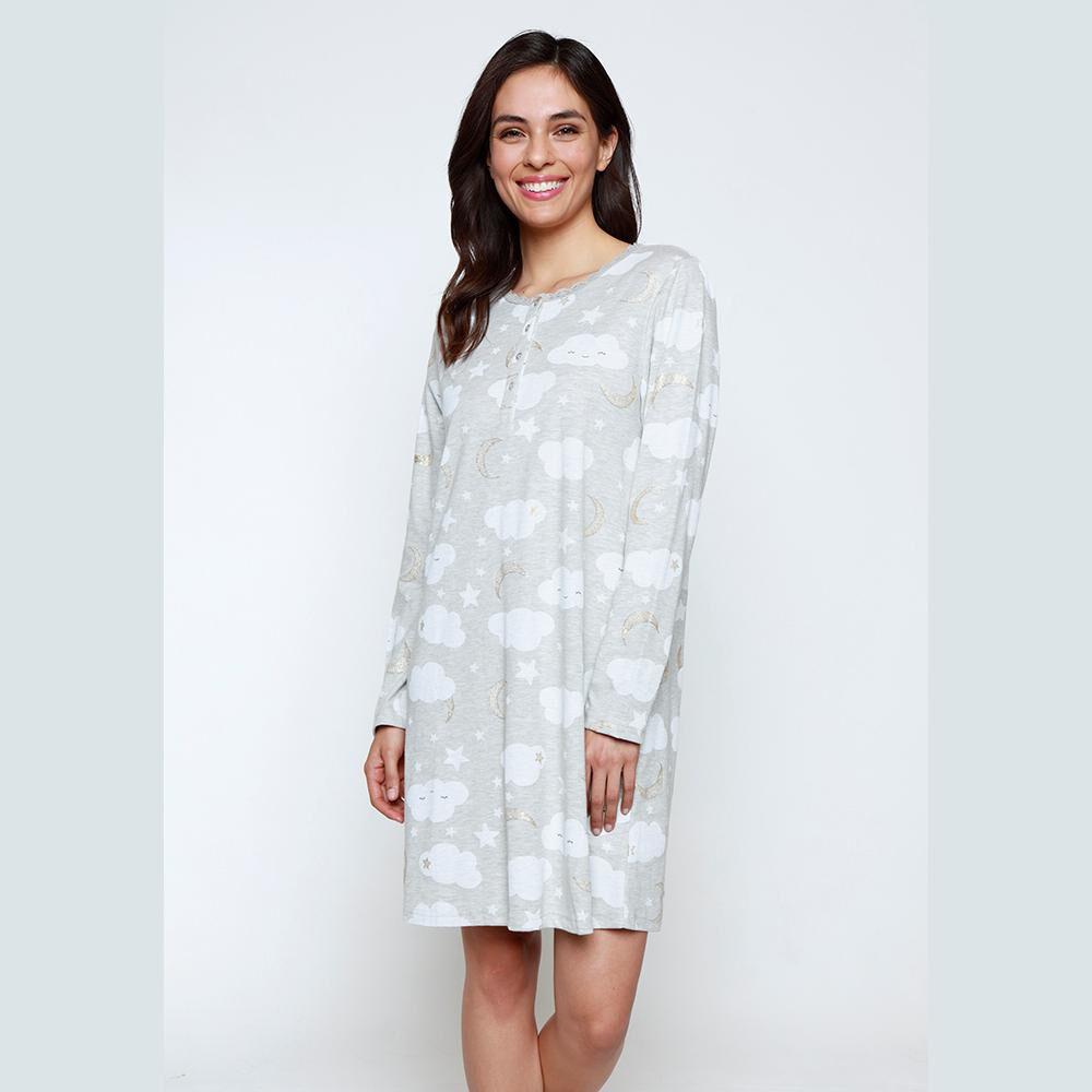 Camisa De Dormir Mujer Kayser image number 0.0