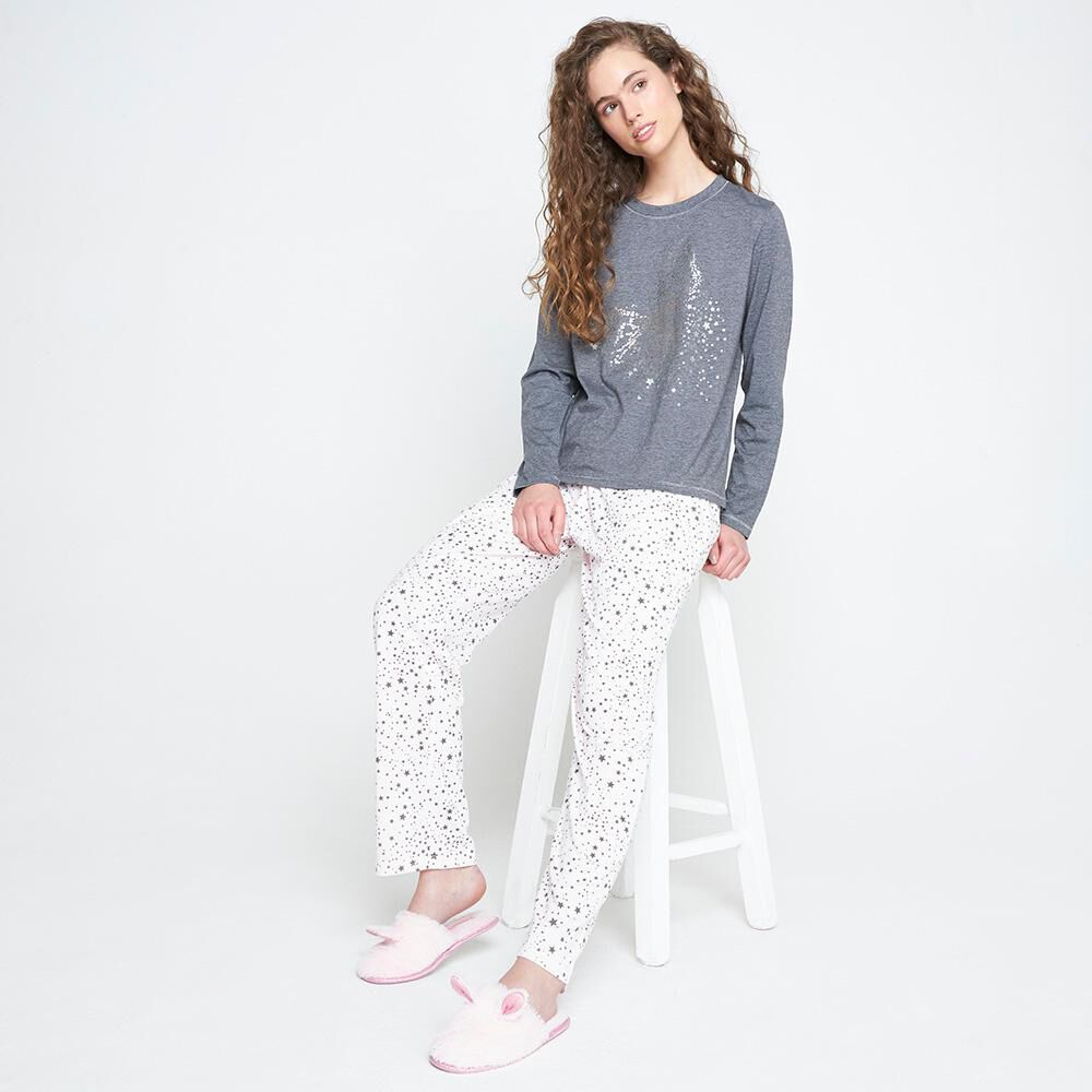 Pijama Mujer Freedom image number 4.0