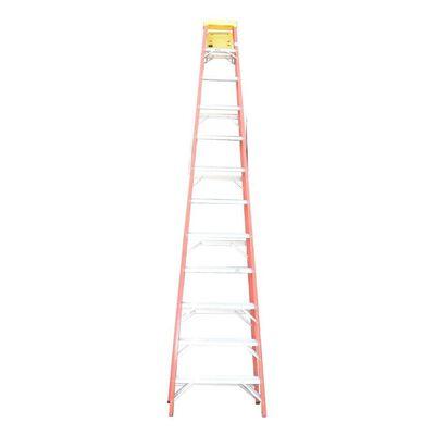 Escalera Tijera Zebrik 12 Peldaños