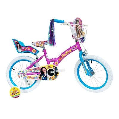 Bicicleta Infantil Disney  SoyLuna Aro 16
