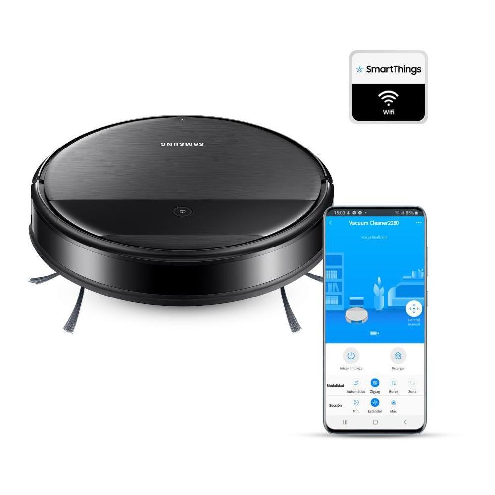 Aspiradora Y Trapeadora Robot Samsung VR05R5050WK/ZS image number 1.0