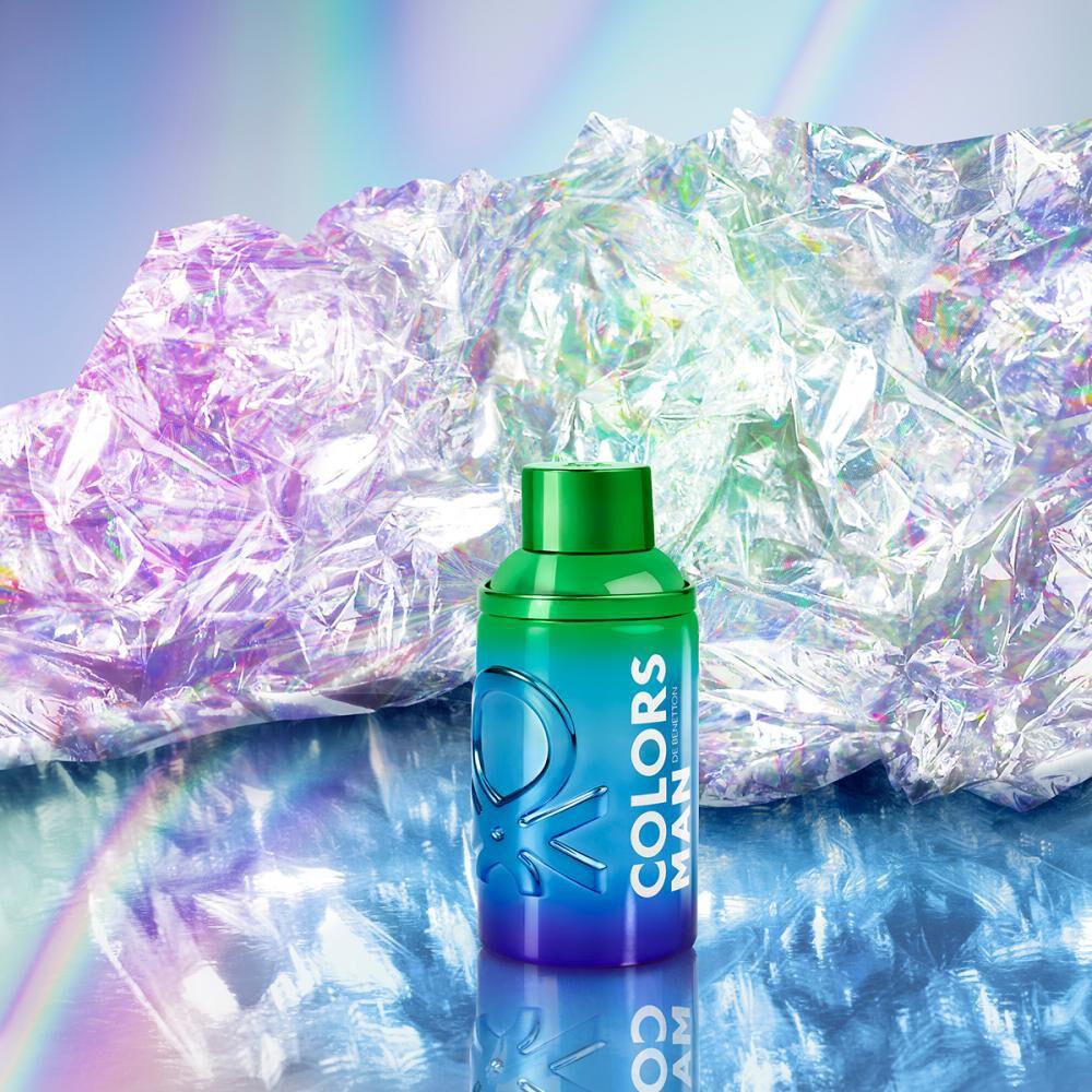 Perfume Hombre Colors Holo Man Benetton / Eau De Toilette / 100 Ml image number 5.0
