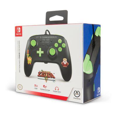 Control Power A Retro Zelda
