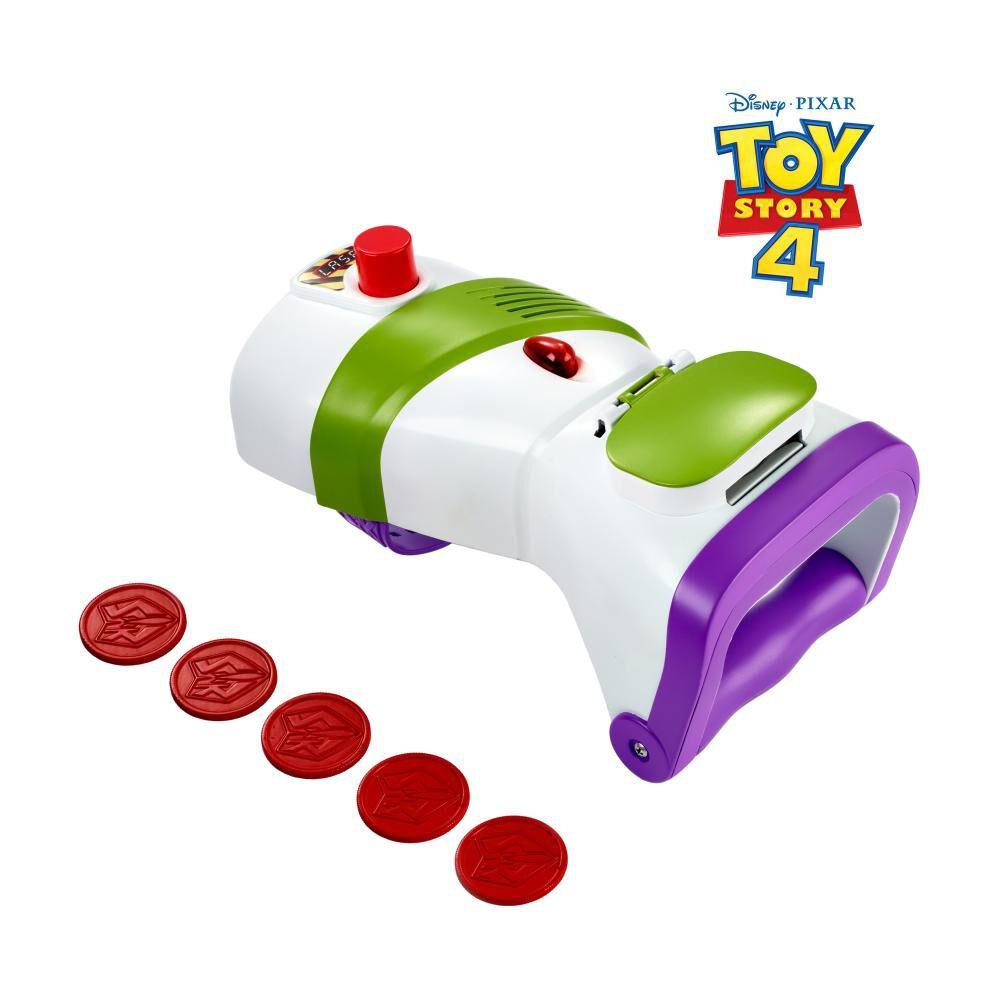Figura De Pelicula Toy Story Lanzador De Discos image number 0.0