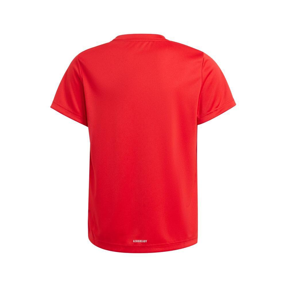 Polera Niña Adidas Designed To Move image number 1.0