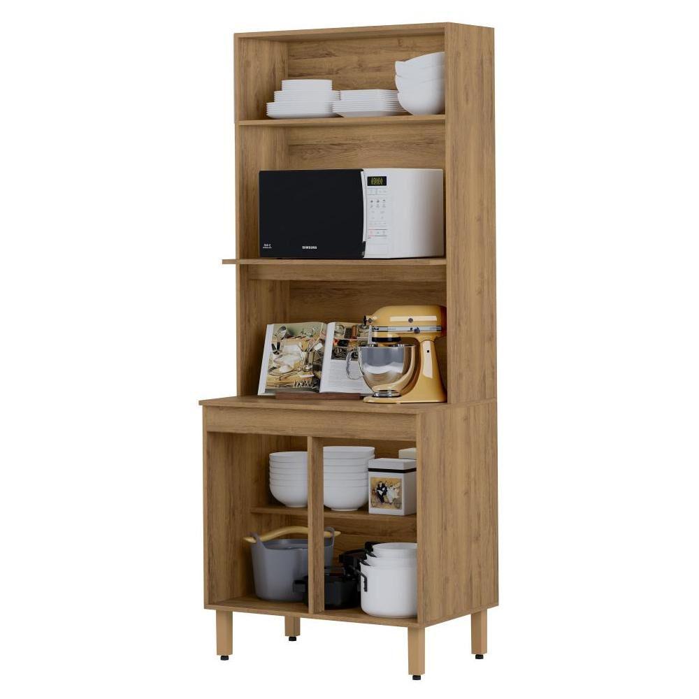 Mueble De Cocina Home Mobili Kalahari/montana / 3 Puertas image number 1.0