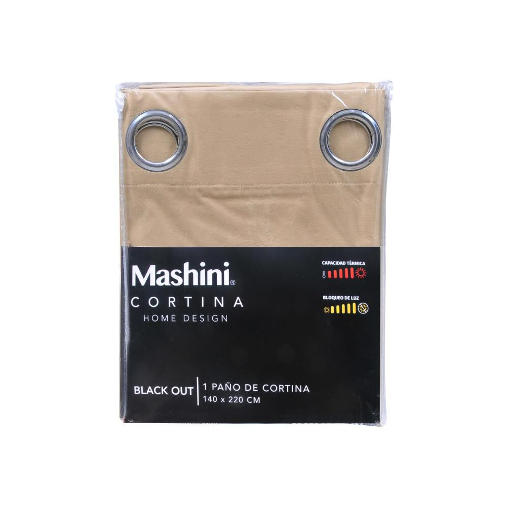 Cortina Mashini Selecta Blackout image number 3.0