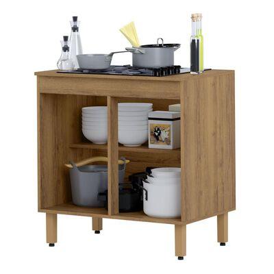 Mueble De Cocina Home Mobili Kalahari/montana / 2 Puertas