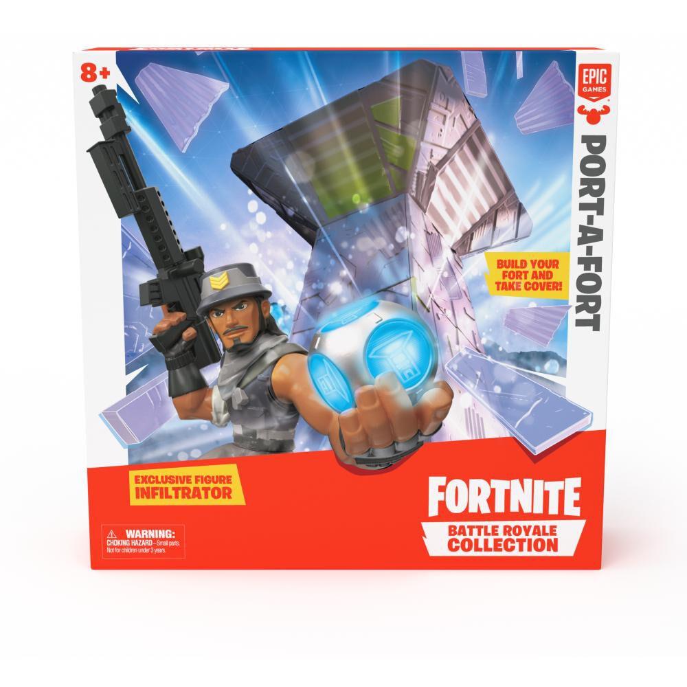 Figuras De Accion Fortnite Playset image number 1.0