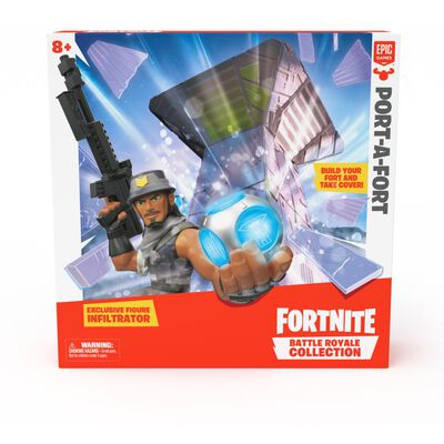 Figuras De Accion Fortnite Playset