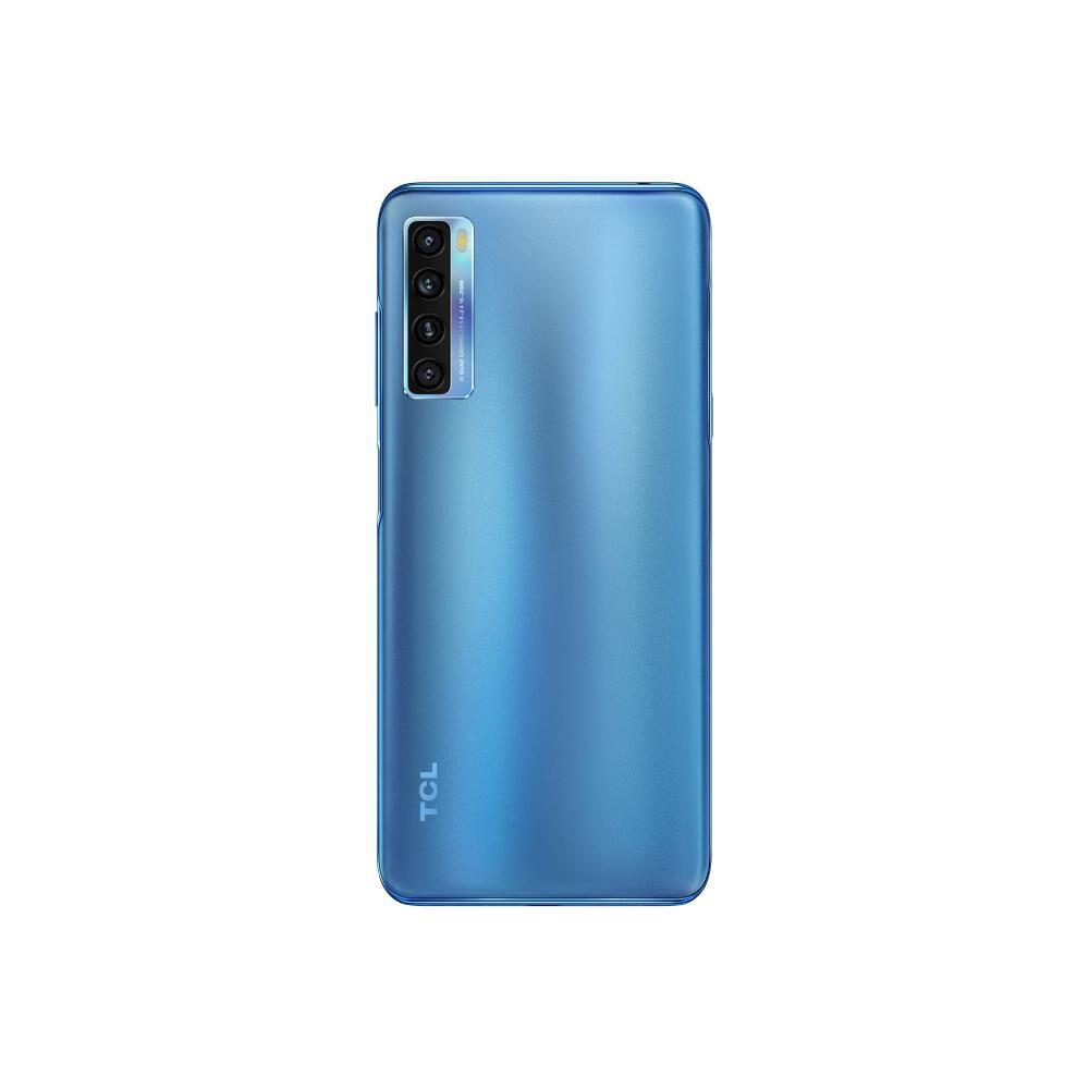 Smartphone Tcl 20l Azul / 256 Gb / Liberado + Audífonos Tcl S150 image number 1.0
