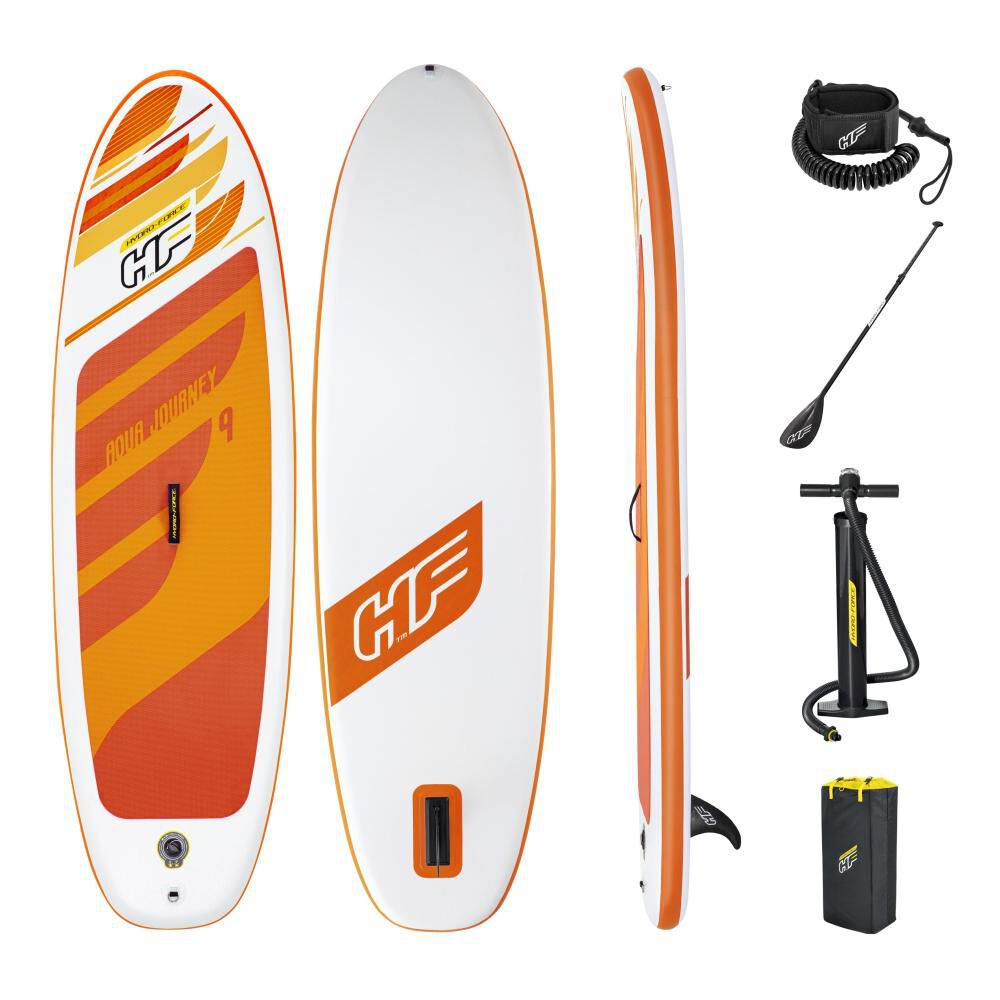 Tabla De Stand Up Paddle All-around Bestway Aqua Journey / 1 Adulto image number 0.0