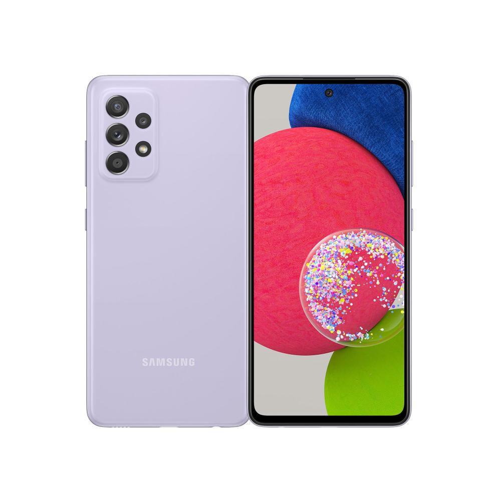 Smartphone Samsung Galaxy A52S Morado / 128 Gb / Liberado image number 0.0