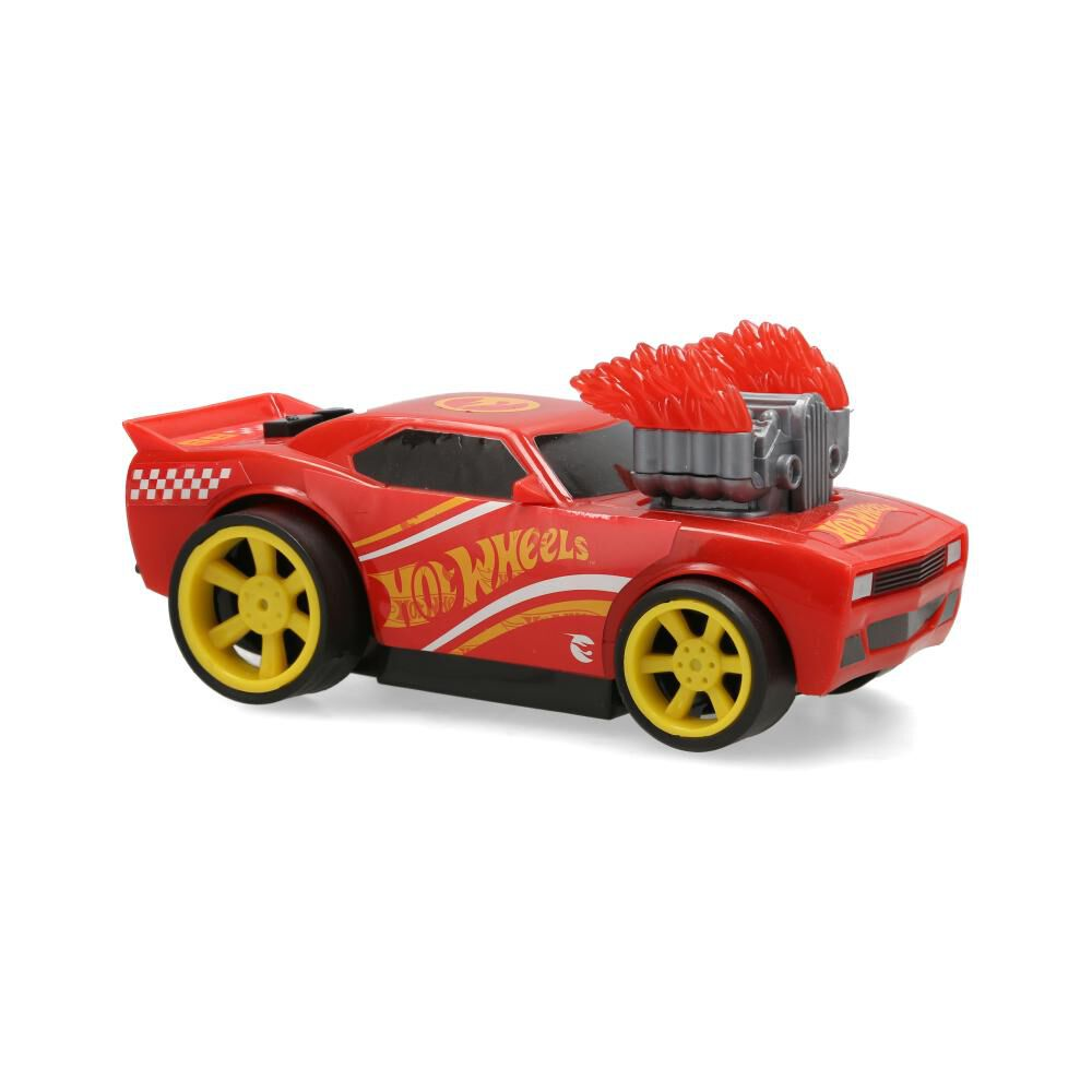 Auto De Juguete Hotwheels Light & Sound image number 3.0