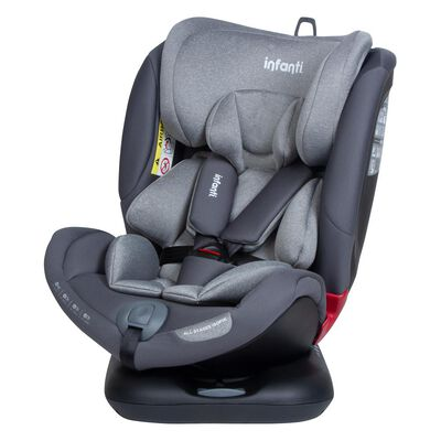 Silla De Auto Infanti All Stages Isofix M