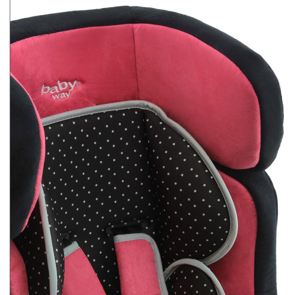 Silla Auto Baby Way Bw-742M19 image number 4.0