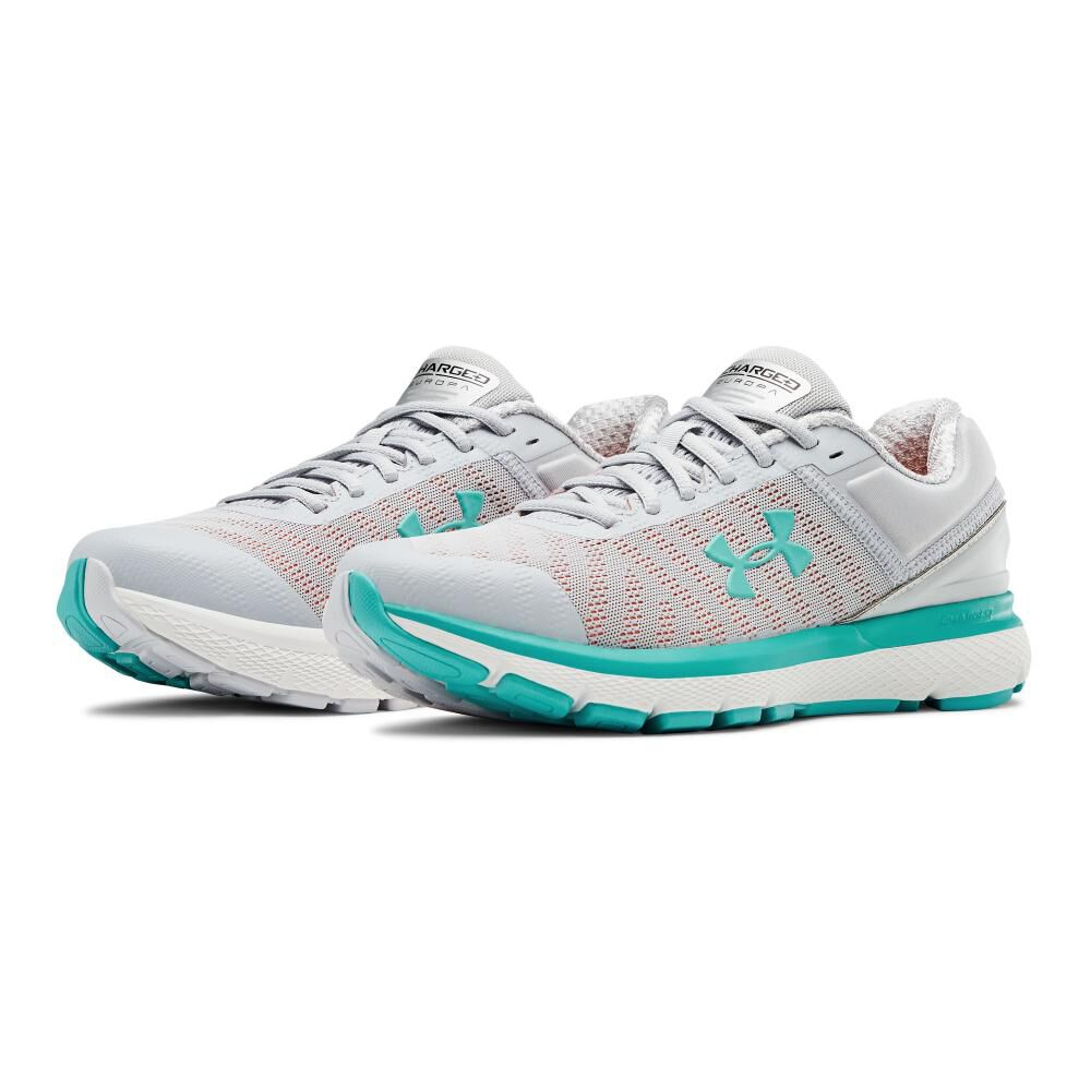 Zapatilla Running Mujer Under Armour Charged Europa image number 2.0